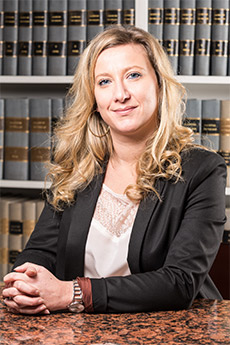 Sarah TISSOT - Avocate associée