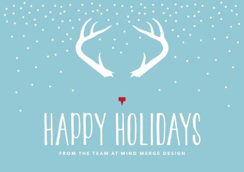 Medium Of Happy Holidays Cards