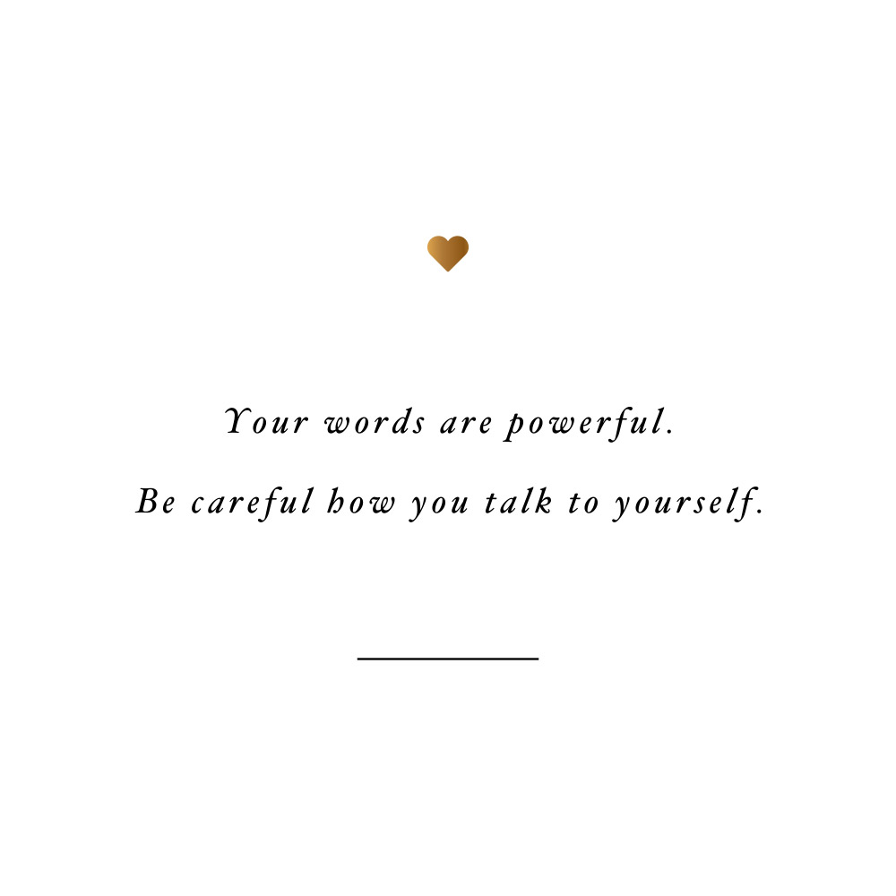 Don T Fall In Love Wallpaper Words Are Powerful Self Love And Wellness Quote
