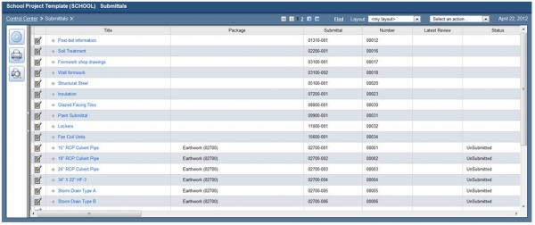 Save Time in Contract Manager - Create New Projects from Templates