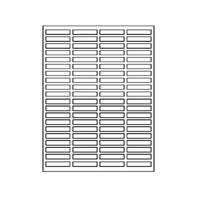 Return Address Labels Avery Compatible # 5167 - CDROM2GO