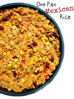 Dainty Vegetarian One Pan Mexican Rice Vegetarian One Pan Mexican Rice Vegetarian Mexican Recipes Indian Style Vegetarian Mexican Recipes By Sanjeev Kapoor