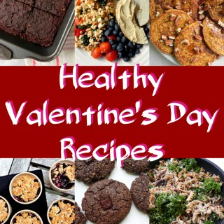Healthy Valentine's Day Recipes from Ceara's Kitchen #vegan