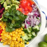 Colorful Chopped Salad23