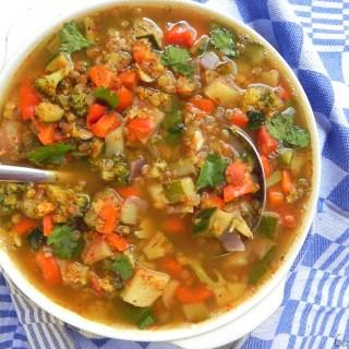 Vegetable KITCHEN SINK SOUP CEARA'S KITCHEN