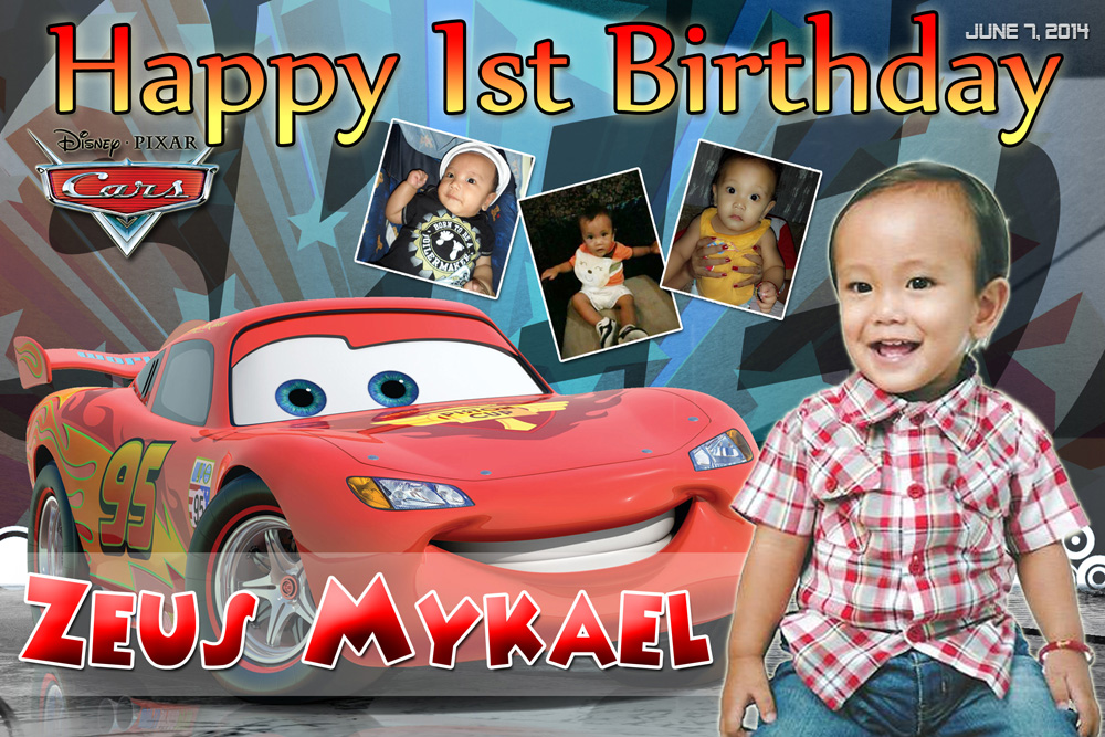 disney cars birthday invitations with photo awesome disney cars