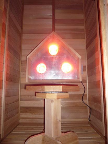 36quot X 42quot Infrared Cedar Sauna