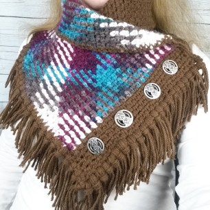 Planned Pooling Neckwarmer