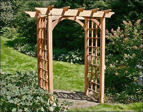 Garden Arbor Plangarden Trellis Arch Plans Japanese Garden Design - garden arbor plans designs