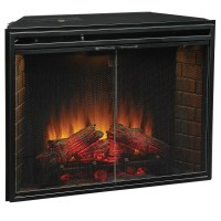 Electric Fireplace Box Insert, Electric, Free Engine Image ...