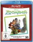 Zoomania 3D (2016) (Blu-ray 3D + Blu-ray)