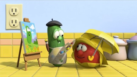 VeggieTales screen grab