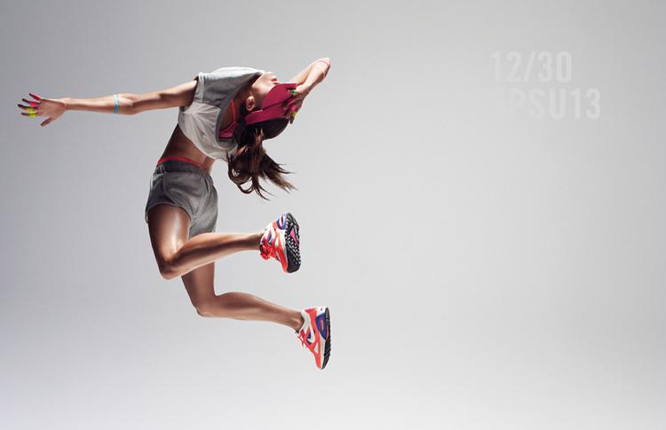 Nike Animated Wallpaper Digital Nike Supernatural Women Lookbook Ceft And