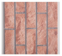 X Hollow Core Structure Plastic Brick Wall Panels ...