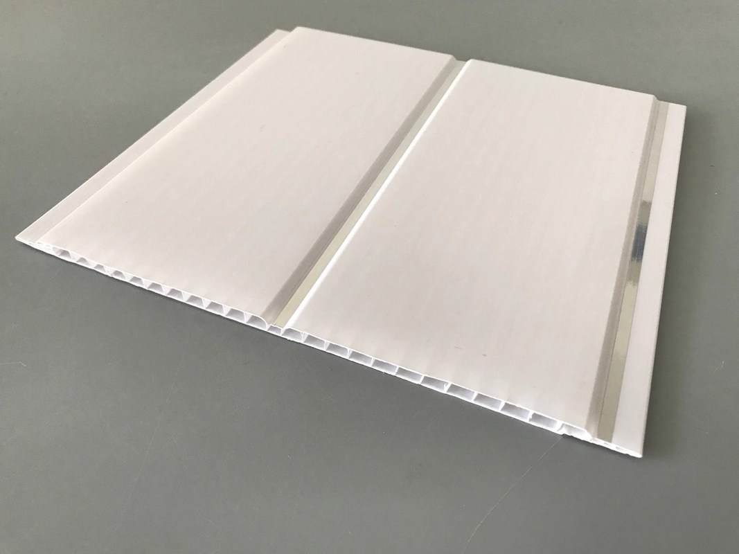 White Pvc Ceiling Planks , Suspended Ceiling Panels High