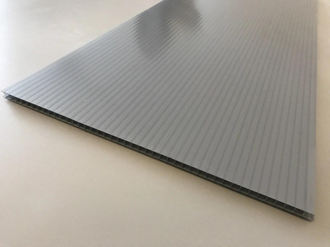 Lexan / Makrolon Polycarbonate Sheet , Twin Wall