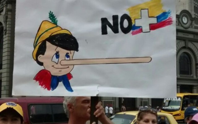 Colombia: El No+ del uribismo (por Ava Gómez Daza)