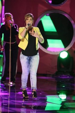 Tessanne Chin The Voice Top Unconditionally Video
