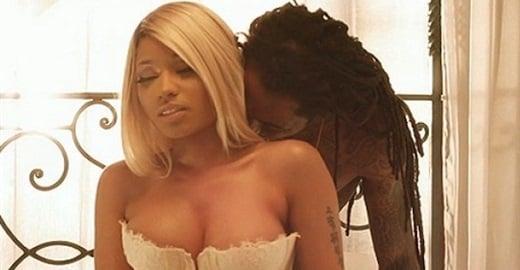 Nicki Minaj Lil Wayne sex tape