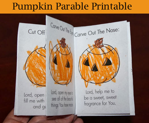 Christian Pumpkin Carving Celebrating Holidays