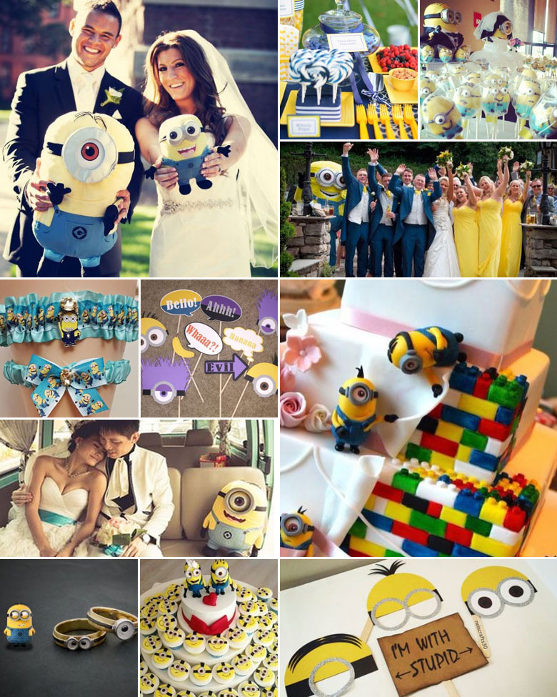 minion-weddings