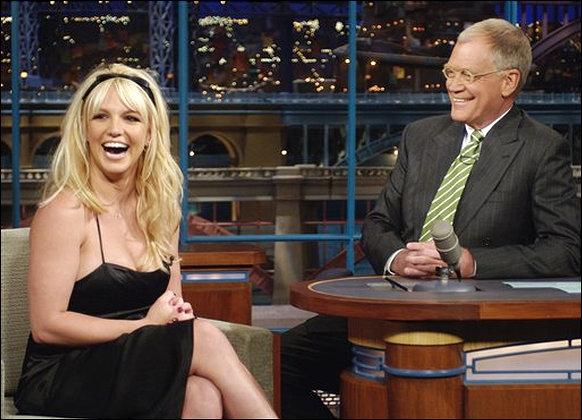 Letterman Spears Spears