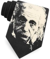 Albert Einstein Necktie