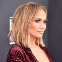 Jennifer Lopez Hair Color 2018