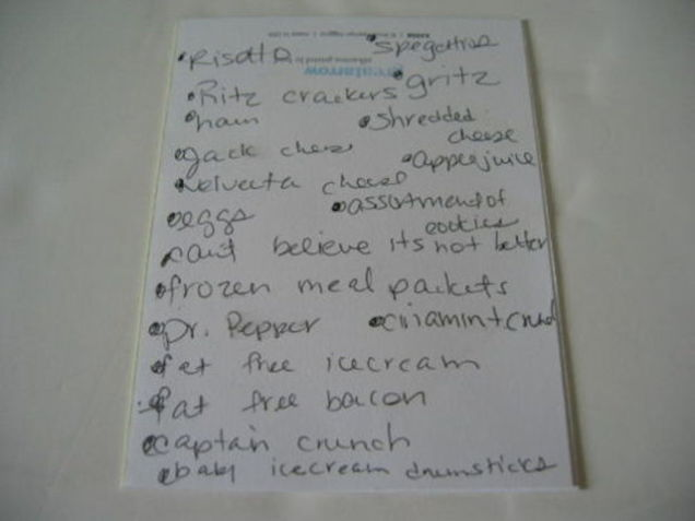 Britney Spears\u0027 Grocery List Is As Normal As Ours