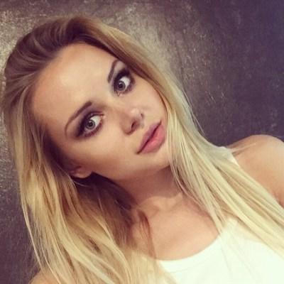Classify Ola Ciupa - Polish beautiful model