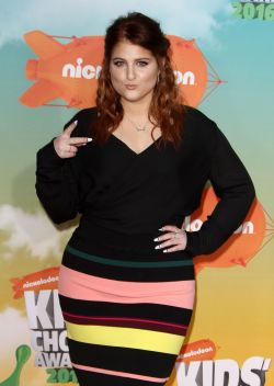 Small Of Meghan Trainor Size