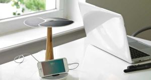 Ginkgo solar charger  2