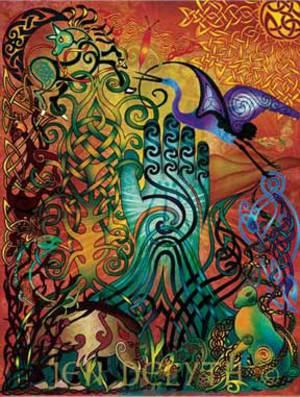 Poets Of The Fall Wallpaper Awen Celtic Art Studio Symbols