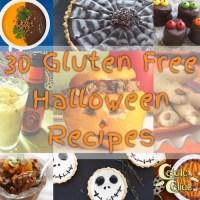 30 Gluten Free Halloween Recipes