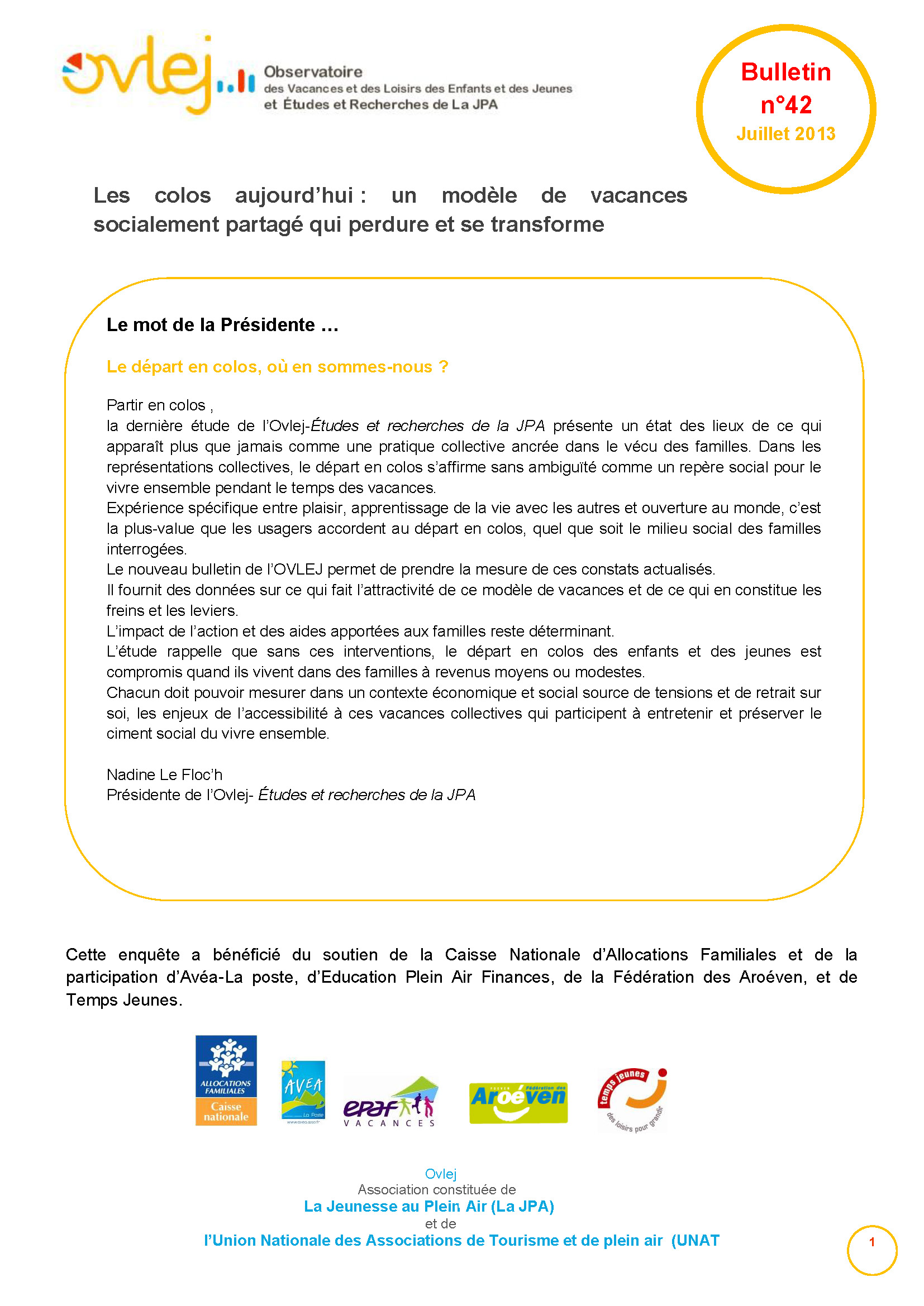 cv stage pratique bafa colo