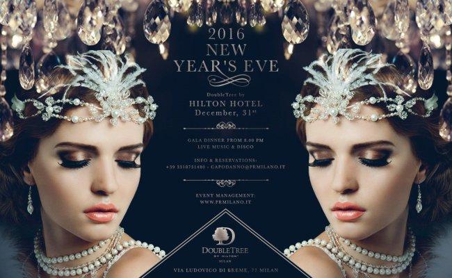 CAPODANNO 2017 HILTON HOTEL MILANO