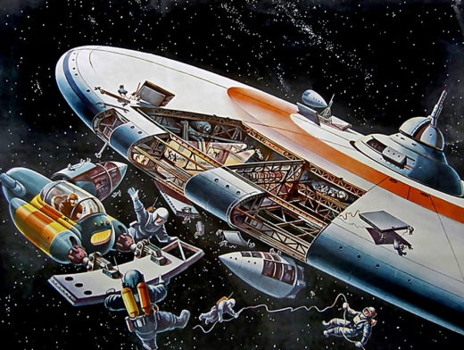 Stagnant Supercivilizations and Interstellar Travel