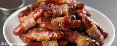 Bacon Wrapped Little Smokies Recipe