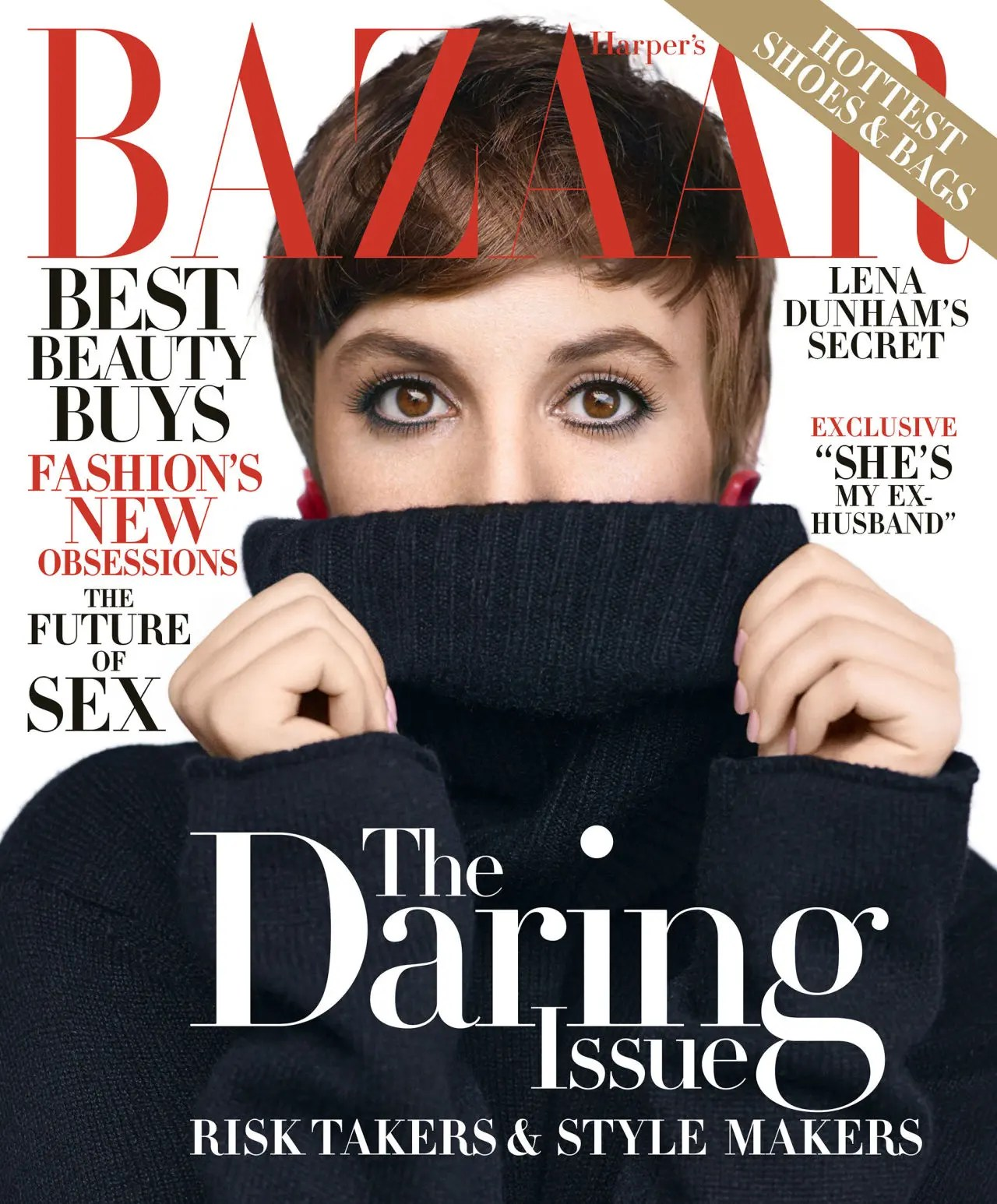 Dr. Goldfarb Featured in Harper's Bazaar Magazine