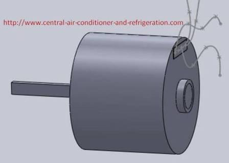 Hvac Condenser Fan Motor Wiring Diagram - Wiring Diagram Data NL