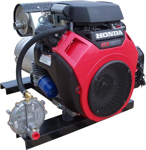 15,000 Watt Propane/Natural Gas Generator