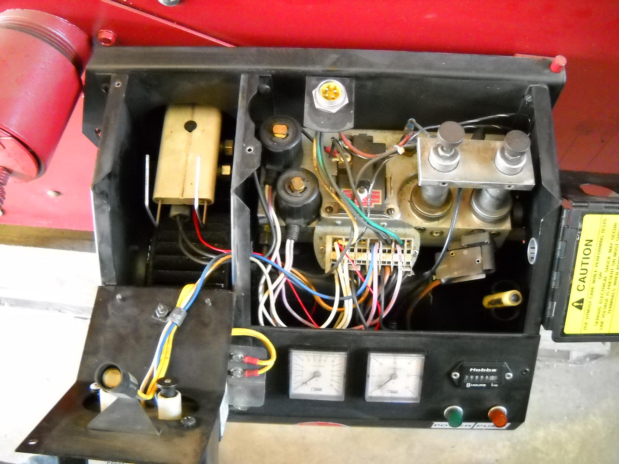 clean burn waste oil furnace wiring diagram