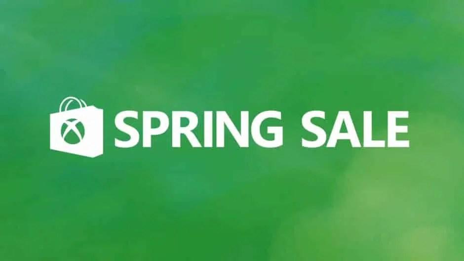 Xbox Spring Sale Mais de 400 Jogos com Desconto - Central Xbox