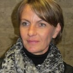 Christine Thouard, Secrétaire