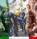 I VOLONTARI DI AMATRICE: UNA SPERANZA PER L'ITALIA