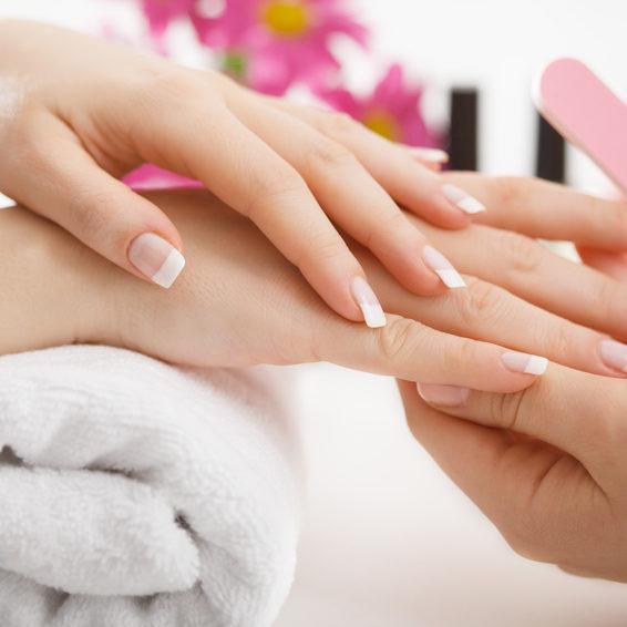 Manicure e pedicure Centro Benessere Terrarrubia