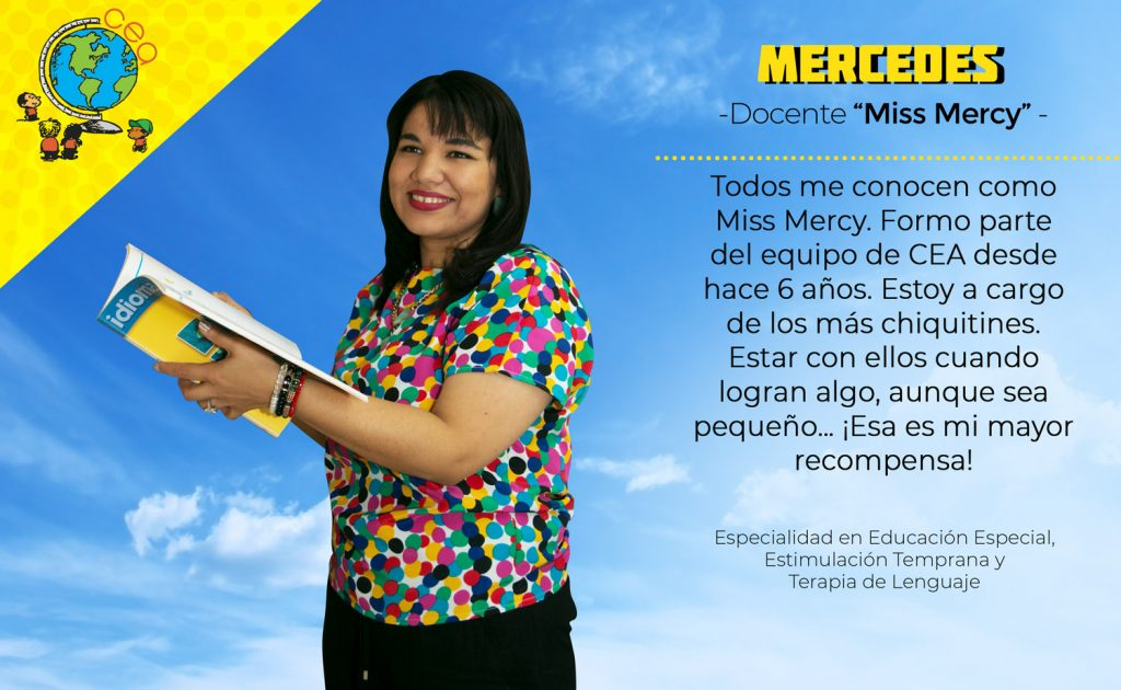 %Educación Inclusiva Miss Mercy