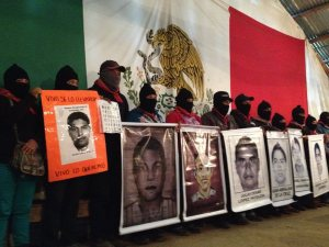 Ayotzinapa en Oventic 3-Frayba