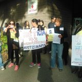 Del otro lado de la linea - Frente por Ayotzinapa