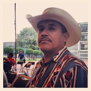 Fernando Jimenez preso politico Yaqui